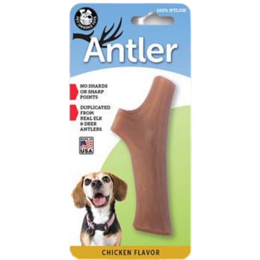 Nylon Antler Chew Chicken
