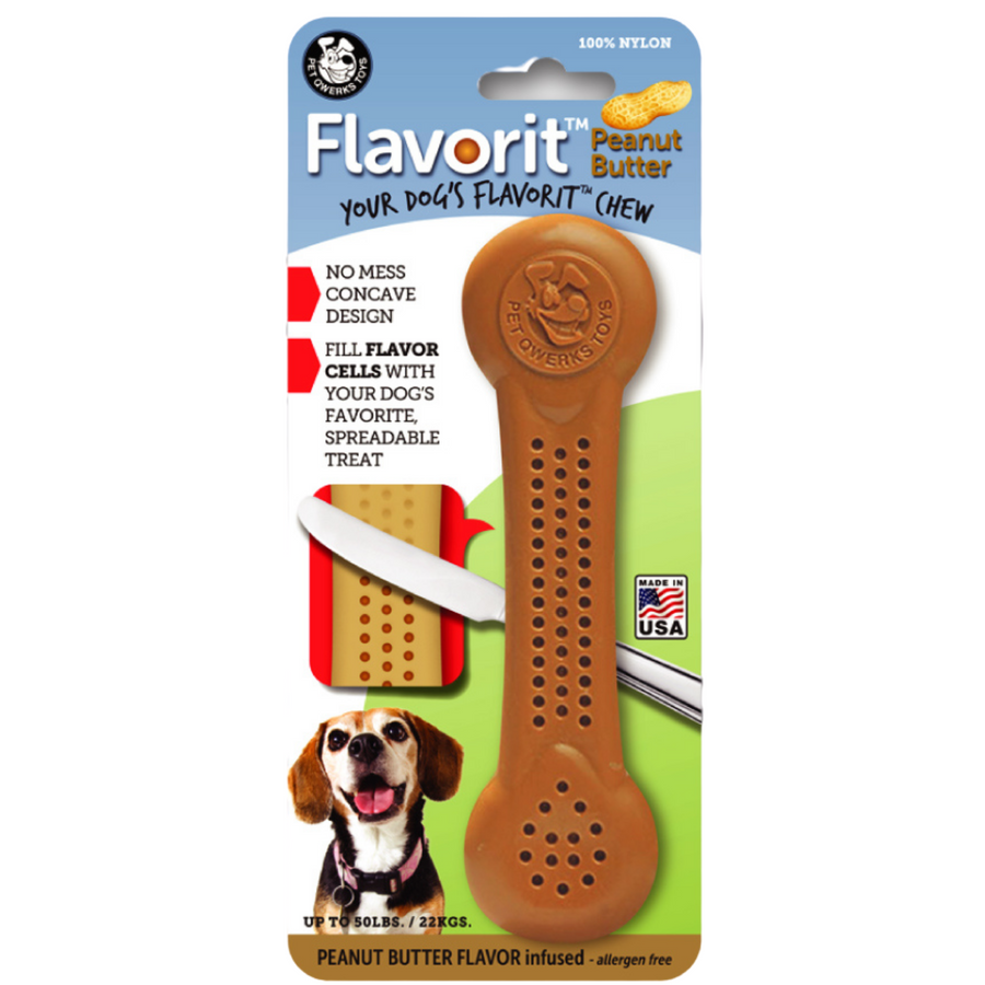 Flavor-it Peanut Butter Chew