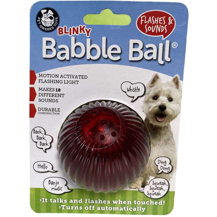 Blinky Babble Ball