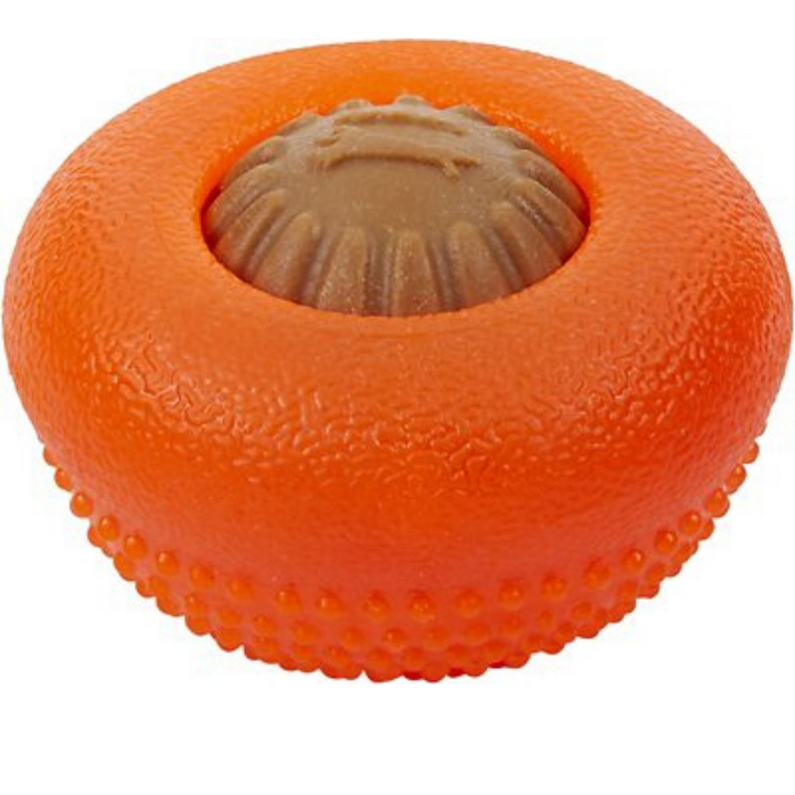 Everlasting Bento Ball | Treat Dispensing Rubber Chew Toy With Treat Insert
