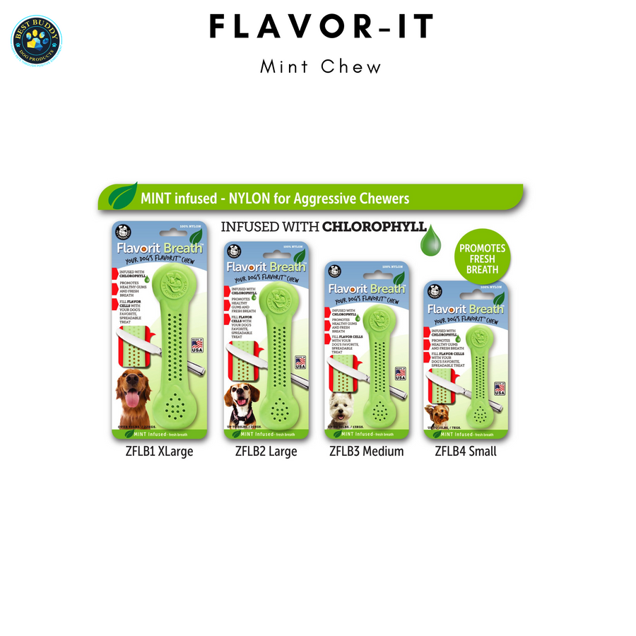 Flavor-it Mint Chew