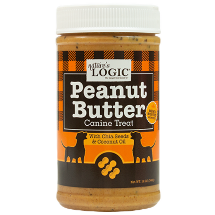 Nature's Logic Peanut Butter