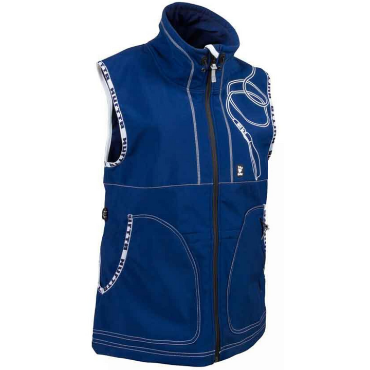 Hurtta Dog Training Vest | Insulated Zip Up Vest for Dog Trainers