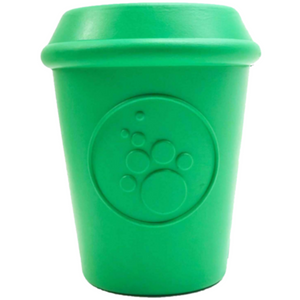 Soda Pup Coffee Cup | Treat Dispensing Chew Toy