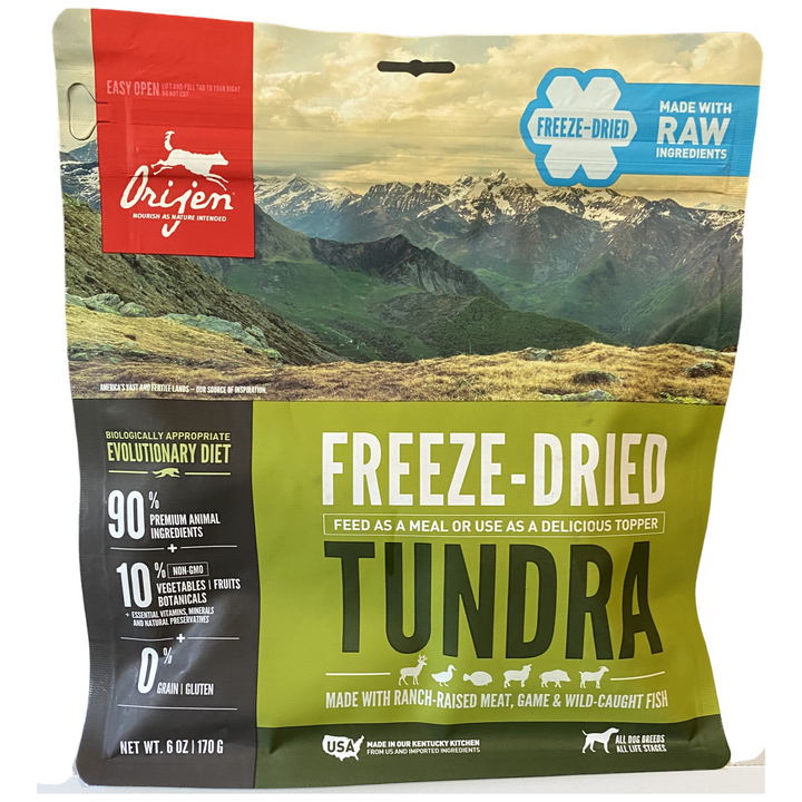 Orijen Freeze Dried Dog Food