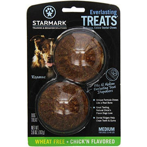 Everlasting treats-  Wheat free chick'n
