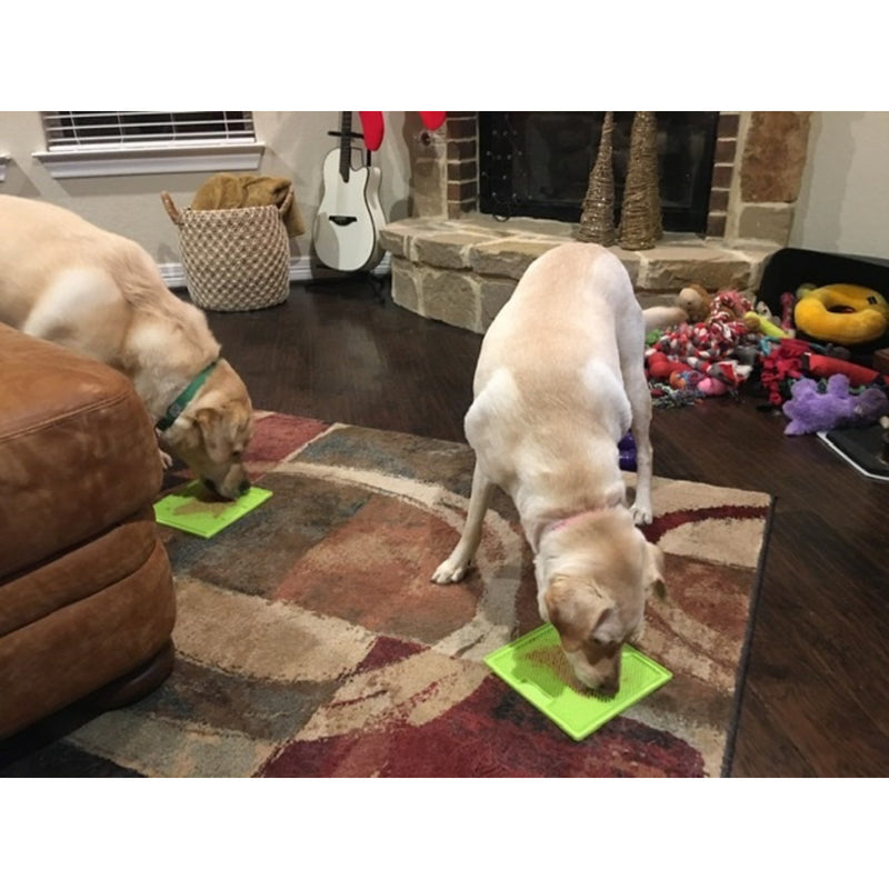 Lickimat® Soother™ | Lick Mat For Soothing Anxious Dogs