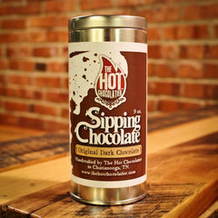 Hot Sipping Chocolate from Chattanooga's Hot Chocolatier
