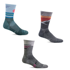 The Best Merino Wools Hiking Socks with Compression