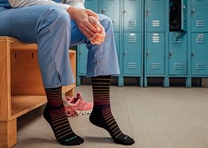 Sockwell Merino Wool Compression Socks are the Best Compression Socks for Nurses and Doctors