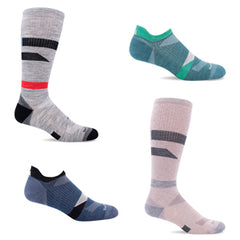 Sockwell Compression Socks for Running, Training at the Gym