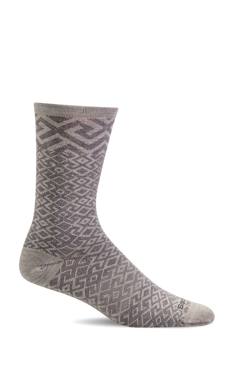 Women's Mosaic II | Essential Comfort Socks