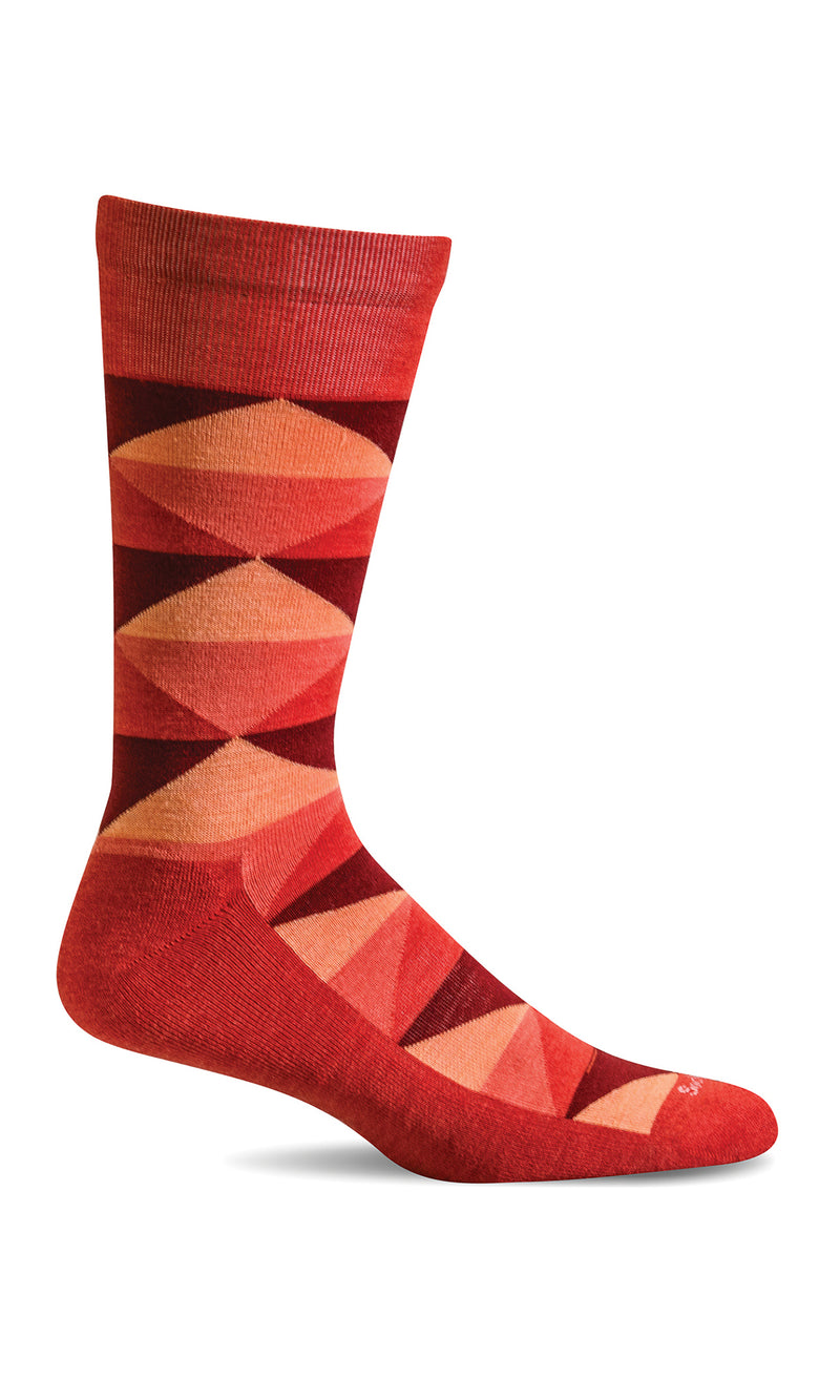 Men's Fractals | Essential Comfort Socks