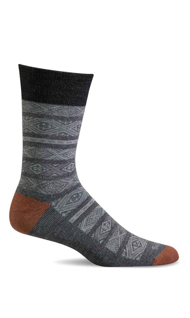 Sockwell's Men's Baja Essential Comfort Socks