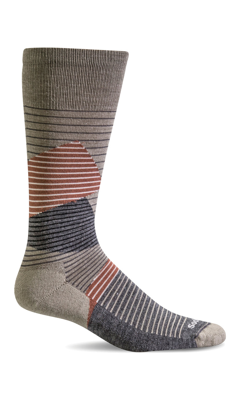 Men's Jigsaw | Essential Comfort Socks