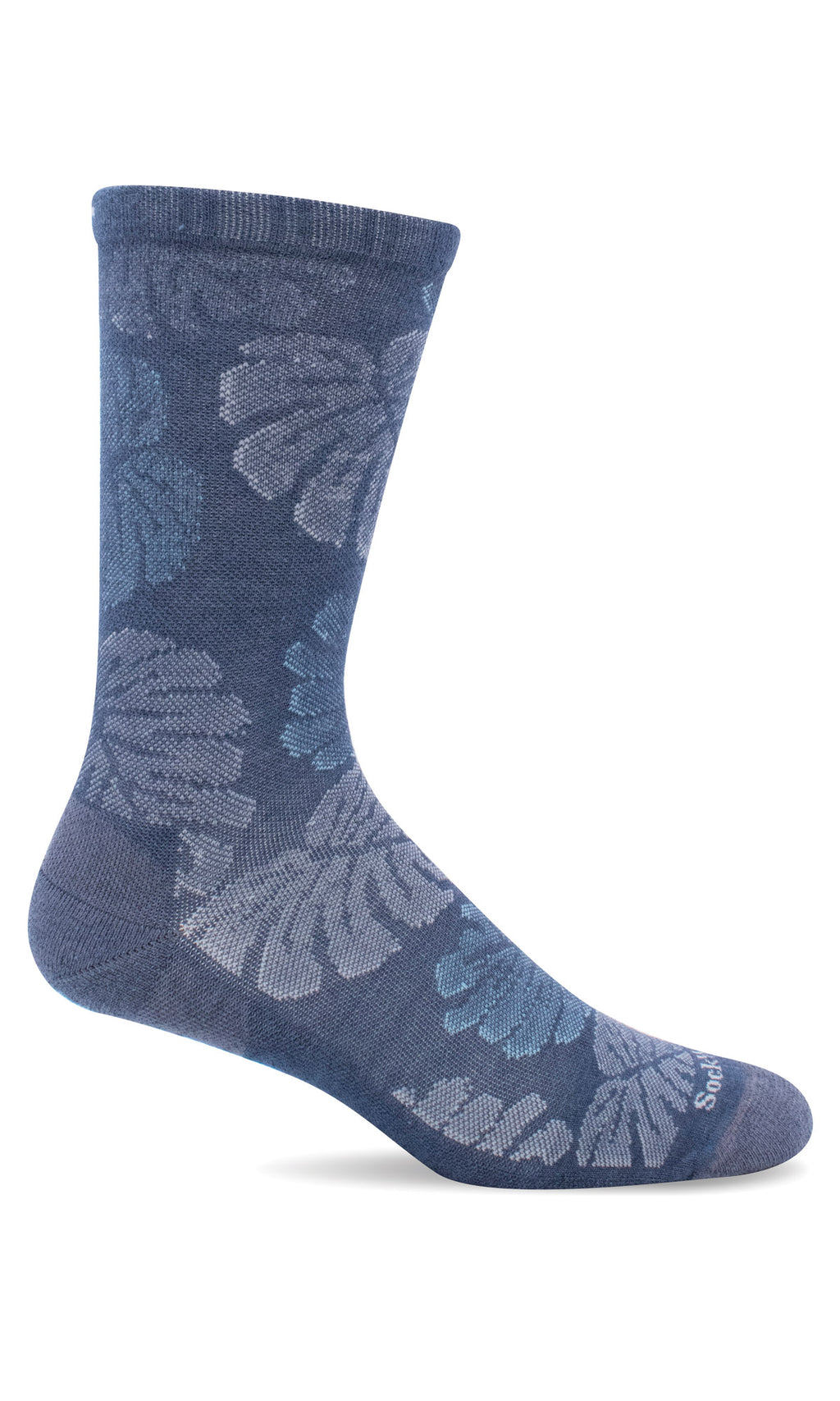 Women's Leafy | Moderate Graduated Compression Socks