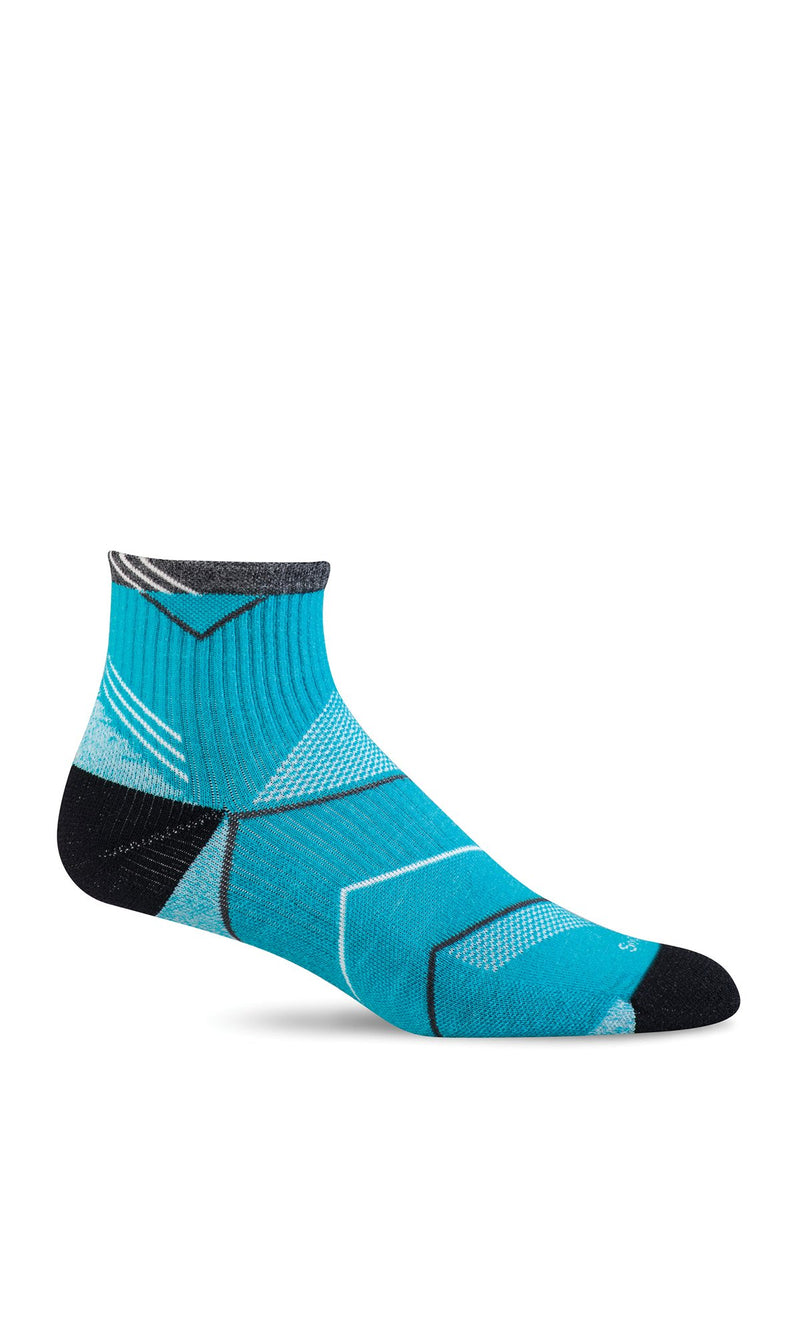 Women's Incline Quarter | Compression Socks