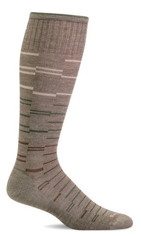 Men's Shadow Box | Moderate Graduated Compression Socks