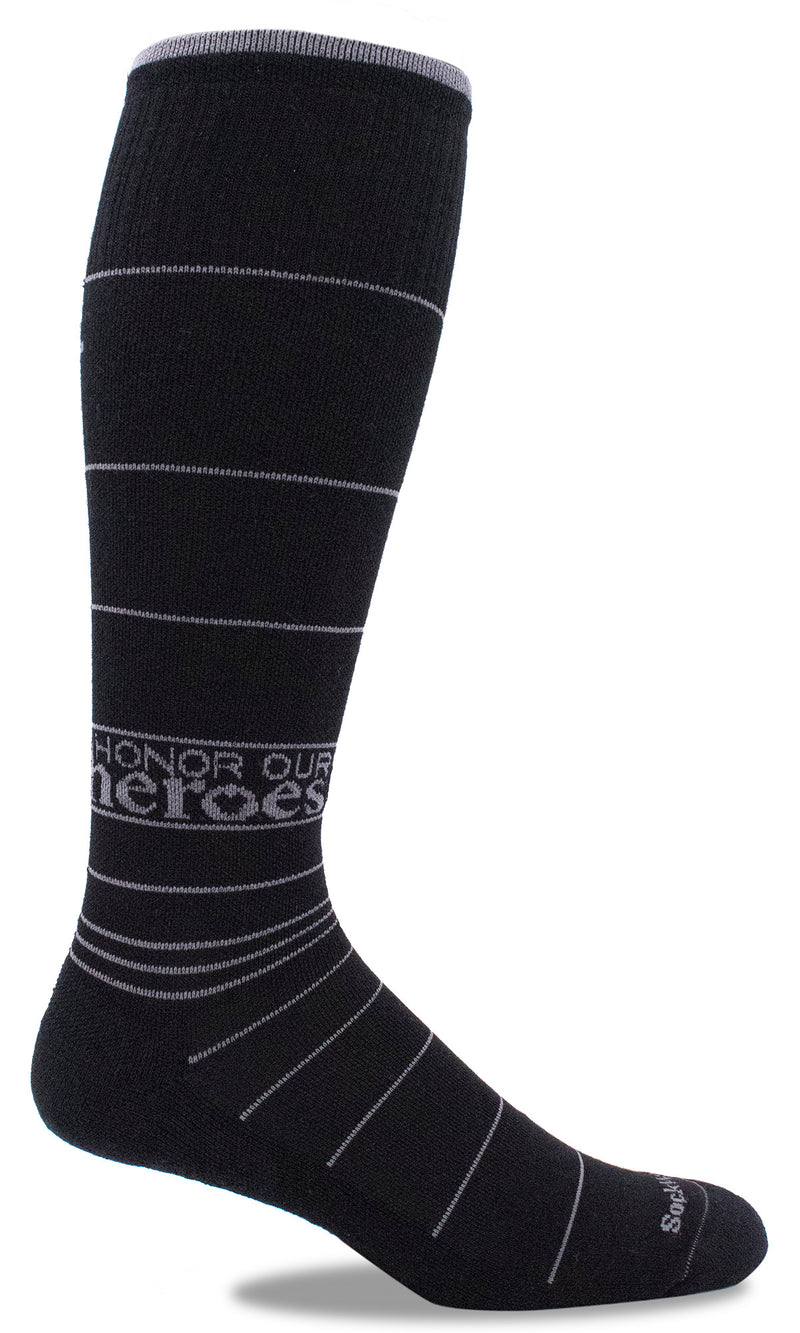 Men's Honor Our Heroes Circulator | Moderate Graduated Compression Socks