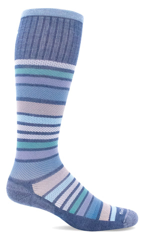 Women's Love Lots | Moderate Graduated Compression Socks