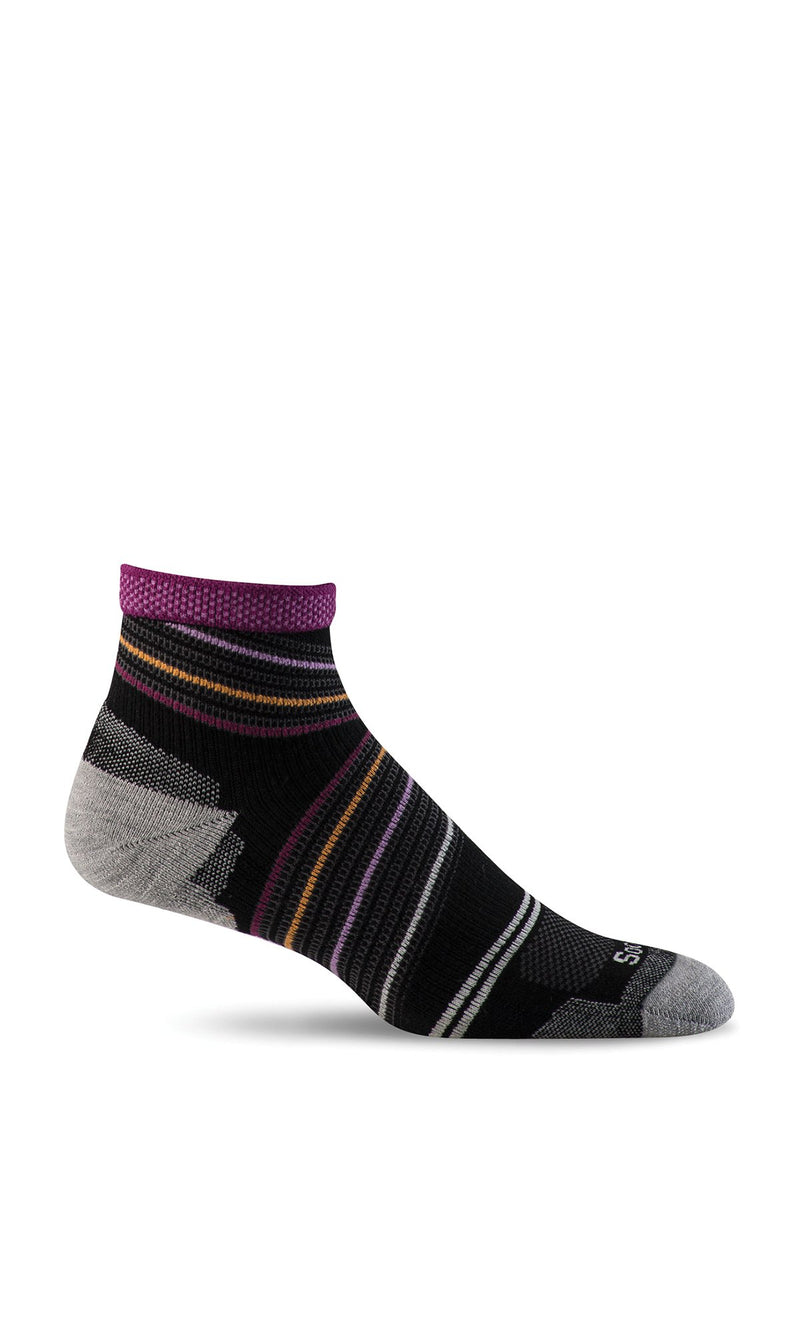Women's Pacer Quarter | Compression Socks
