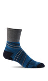 men's pacer 3/4 crew sport compression sock