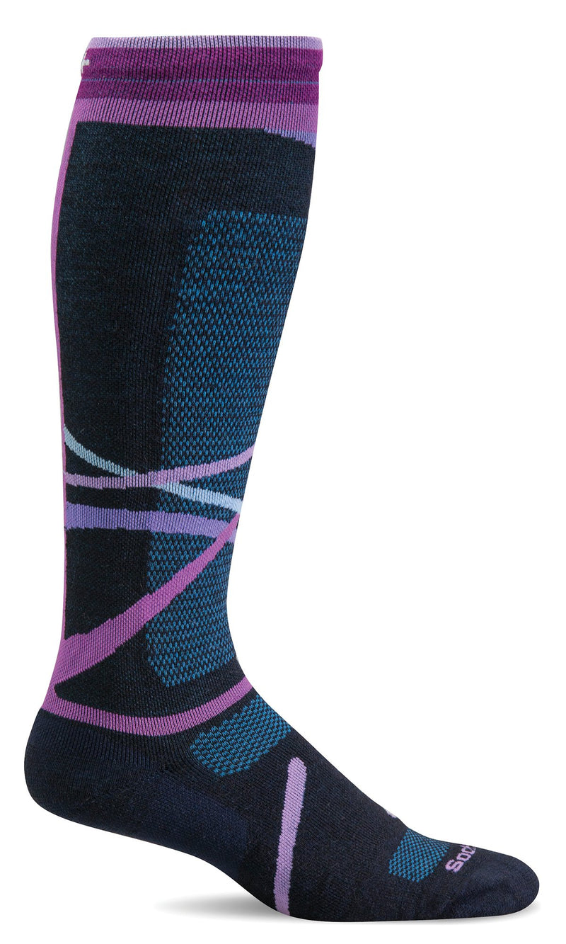 Women's Free Ski Medium | Graduated Compression Socks
