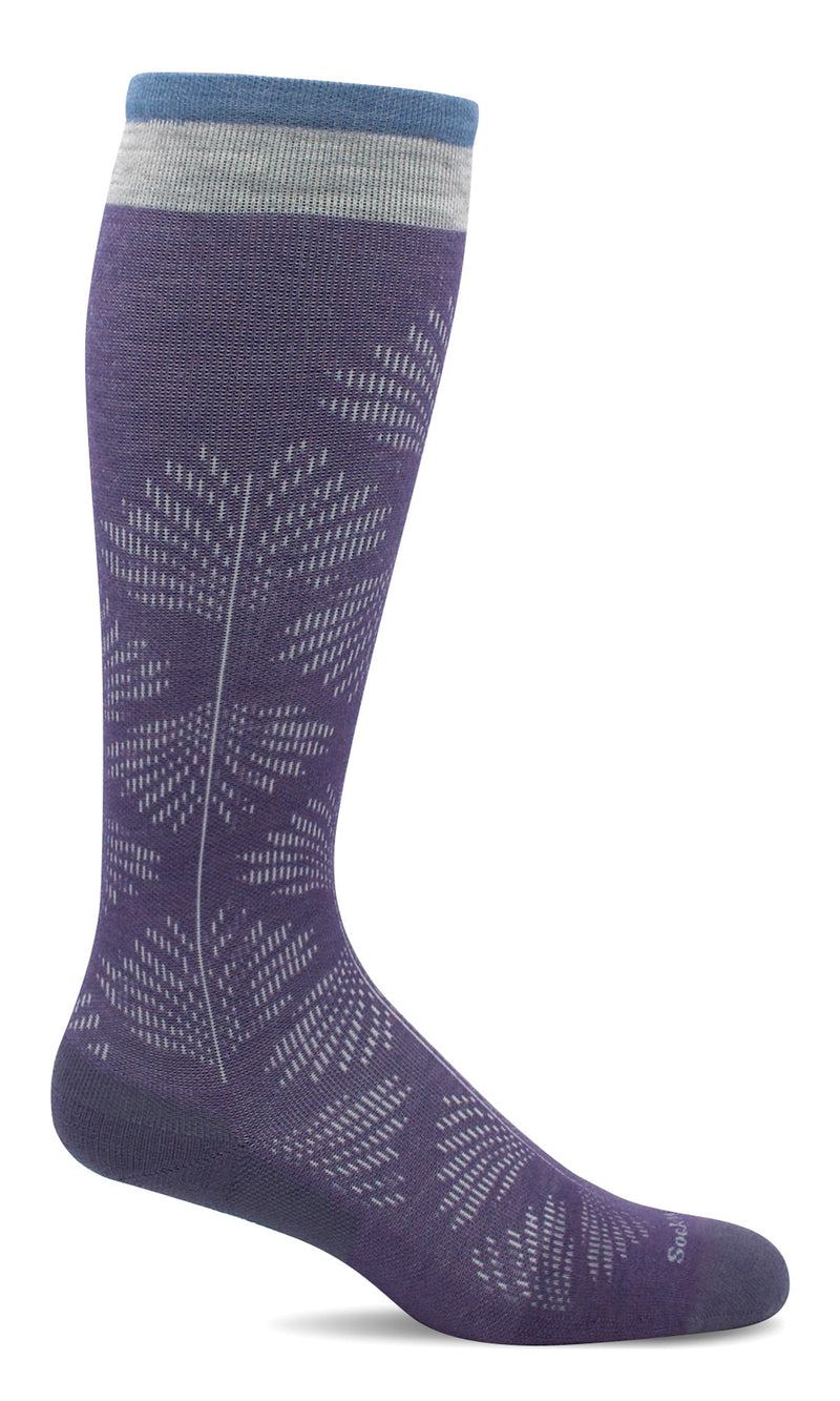 Women's Full Floral | Graduated Compression Socks