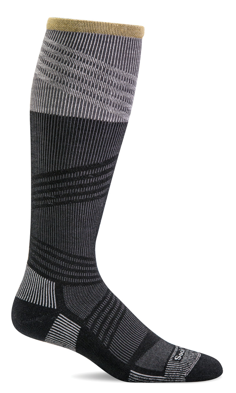 Men's Summit II OTC | Firm Graduated Compression Socks