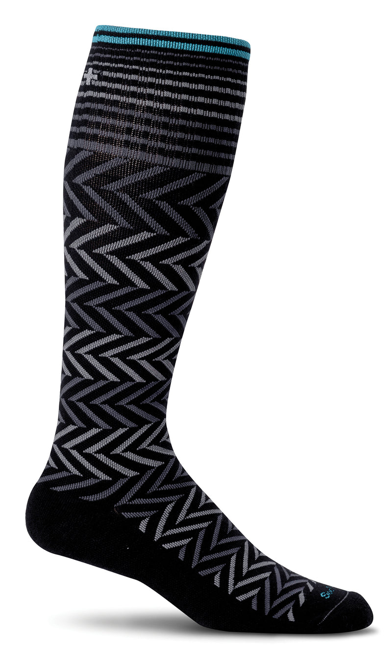 Women's Chevron | Graduated Compression Socks