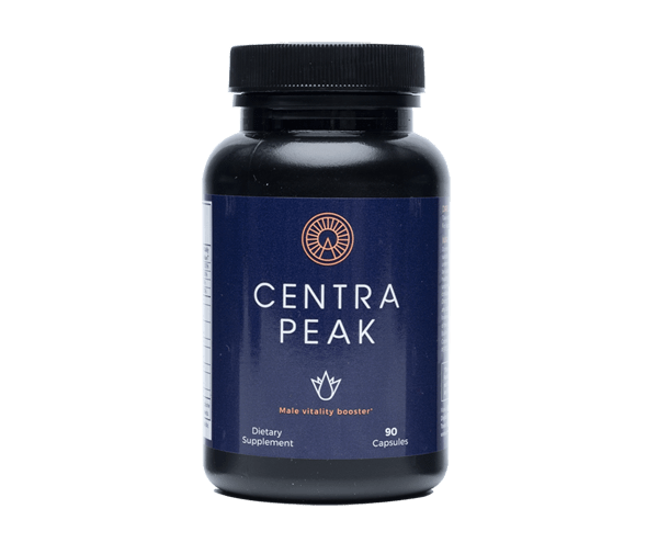 1 Box of Centrapeak (90 Capsules)