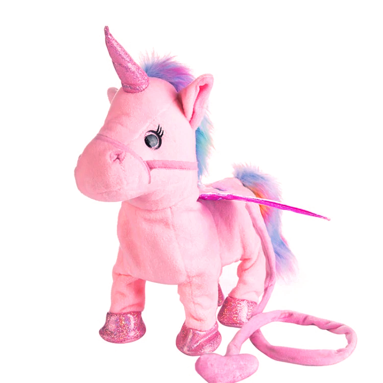 Walking Pet Unicorn with Magical Sound