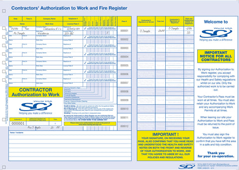 Contractors ATW SYStem