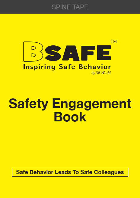 Safety Engagement Book: Pack of 25