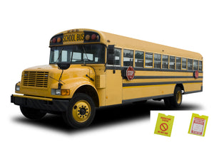 School Bus Inspection Checklist Solution Starter Kit (Patent Protected)
