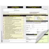 Electrical Permit: Pack of 5