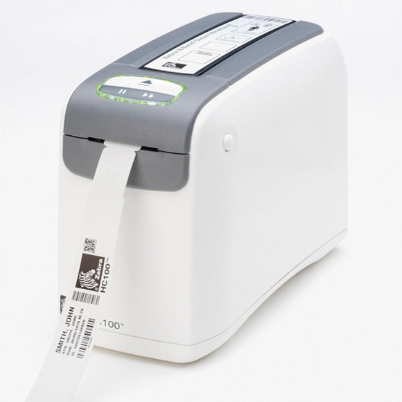 Wristband Printer: Zebra HC100
