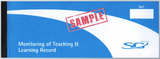 School Monitoring of Teaching & Learning Record Pocket Book