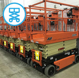 Scissor Lift Inspection Checklist Solution Starter Kit (Patent Protected)