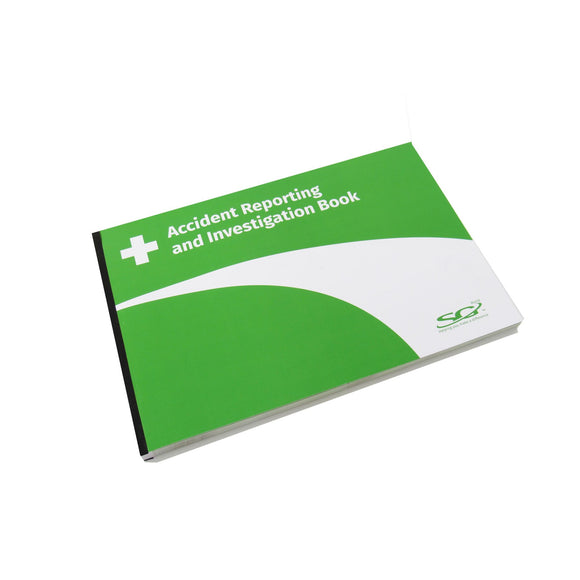 Accident Reporting & Investigation Book