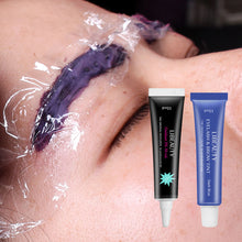 Blue Lash and brow Lash Tint Dye Kit Lasting 8 Weeks for Professional Eyebrow or Lash Tinting Libeauty