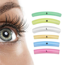 6 Size Colorful Lash Lift Pad Libeauty