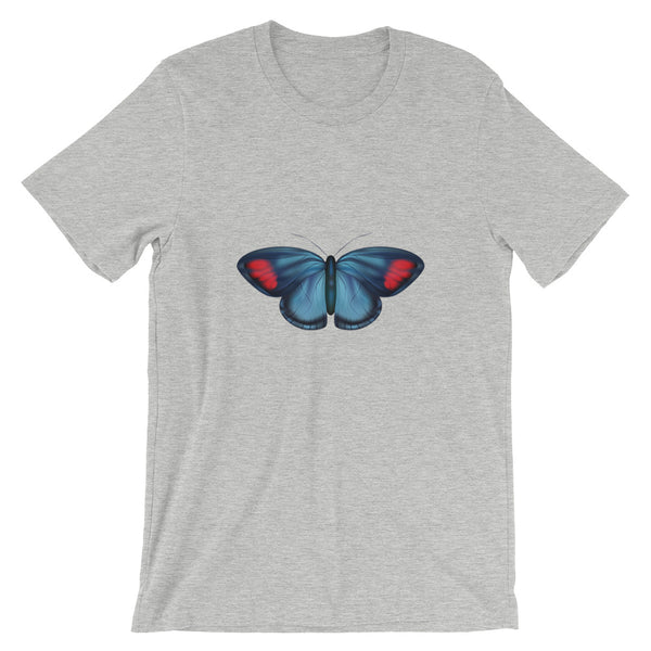 Women's Painted Beauty Butterfly Jersey T-shirt