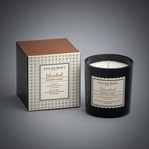 Istanbul Scented Candle