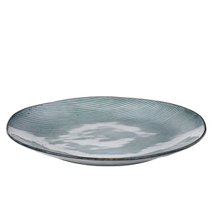 Large Serving Plate Nordic Sea