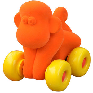 Natural Rubber - Eco Friendly Monkey Toy