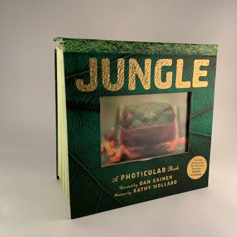 JUNGLE - een Photicular Boek