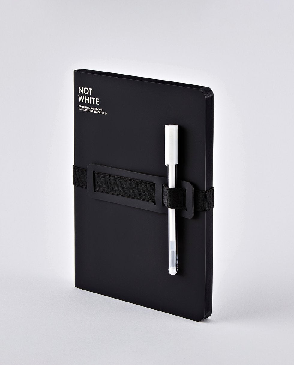 NOT WHITE Notebook