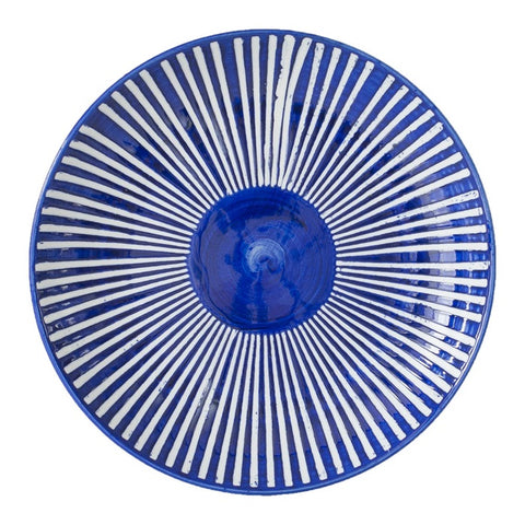 Helios Plate Blue