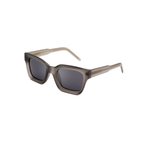 GIGI - Matte Grey Sunglasses